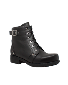 Women's Double Zipper Boot