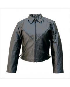 Ladies Braided Jacket