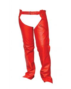 Ladie Red Chaps