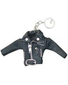 Biker Leather NYC keychain
