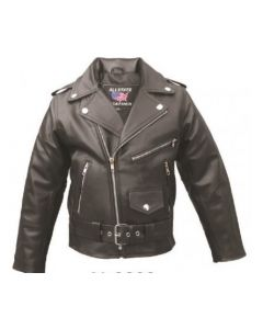 Light Weight Motorcycle Jacket for Kids