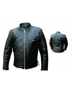 Men's Scooter Premium Leather Jacket