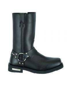 Men's Waterproof Harness Boots